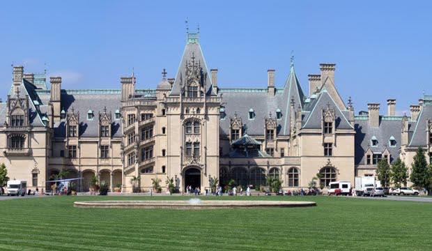 Explore Biltmore Estate one of the best attractions in Asheville – Asheville Tourist Attractions Map
