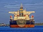 freightliner, ship, cargo