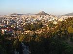 athens, city, greece