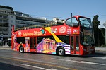 athens, greece, tour bus