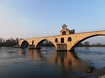 bridge, avignon, pont