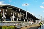 airport, bangalore, india