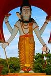 buddha, thailand, arms