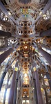 architecture, cathedral, sagrada familia