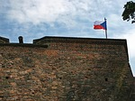 cannon, fortress, castle