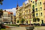 bydgoszcz, poland, architecture