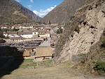 ollantaytambo, cuzco, peru
