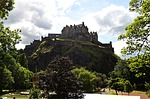 edinburgh castle, edinburgh, castle