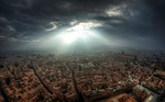 florence, italy, aerial