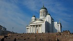 helsinki, helsinki cathedral, cathedral