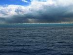 seascape, contrast, red sea