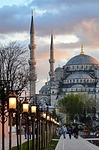 mosque, istanbul, islam