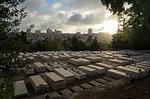 cemetery, jerusalem, israel