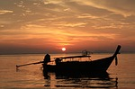thailand, longtail, boat