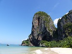 spoke the beach, krabi, thailand