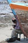 sea, fisher, boat