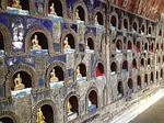 temple, burma, wall