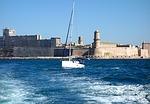 marseille, port, mediterranean