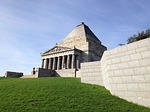 monument, shrine, shrine of remembrance