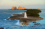 bahamas, lighthouse, caribbean