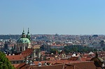prague, view, prague czech republic
