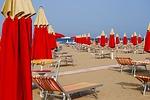 rimini, italy, beach