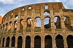 colosseum, ruin, rome