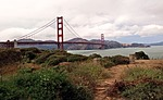 golden gate bridge, san francisco, bay