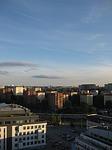 stockholm, sweden, sky