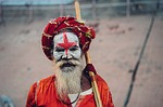 india, varanasi, hindu
