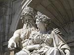 statue, monument, architecture
