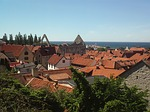visby, sweden, town