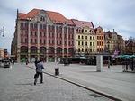 wrocław, the market, little