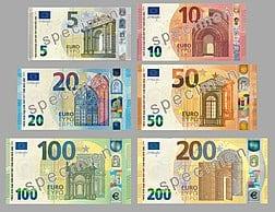 Valutaen for Tyskland er Euro (EUR)