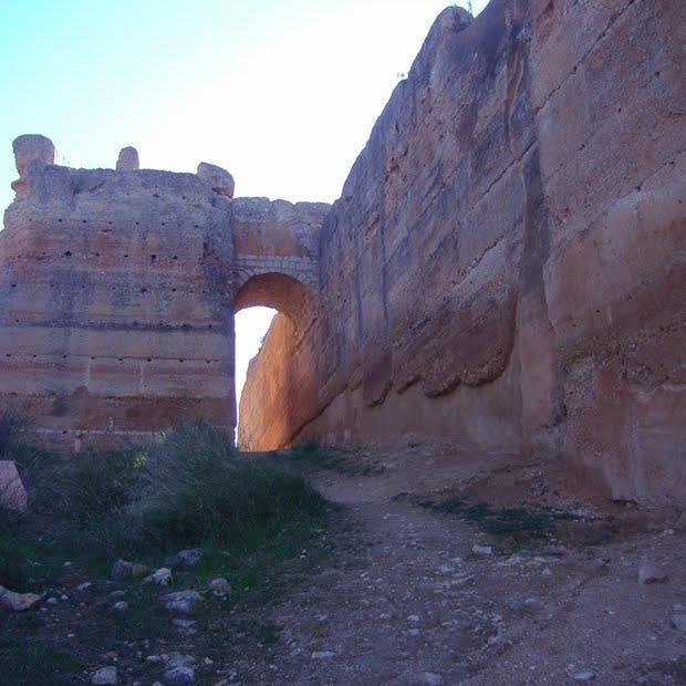 Castle of Paderne