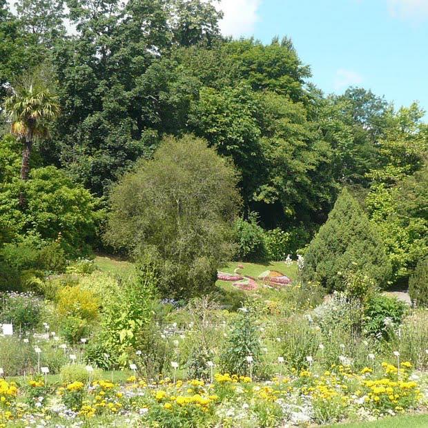 Jardin botanique de Caen