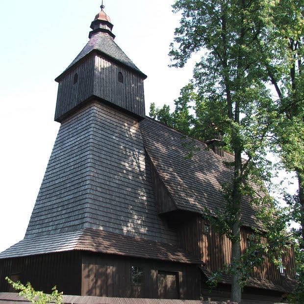 Wooden churches of the Slovak Carpathians