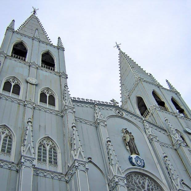 Basilica of San Sebastian, Manila