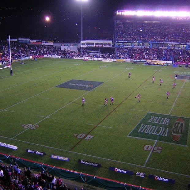 EnergyAustralia Stadium