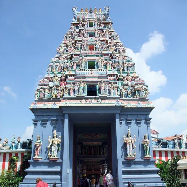Sri Mariamman Temple, Singapore