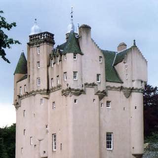 Craigievar Castle, scotland , aberdeen