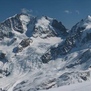 Piz Bernina, france , alpes