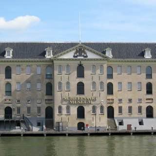 The National Maritime Museum, netherlands , amsterdam