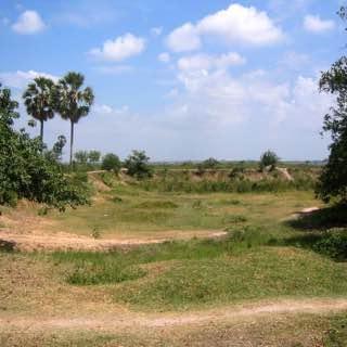 Choeung Ek, cambodia , angkor