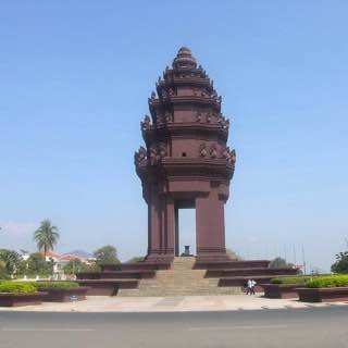 Independence Monument, cambodia , angkor