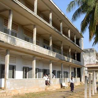 Tuol Sleng Genocide Museum, cambodia , angkor
