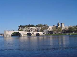 Pont Saint-Bénezet, france , avignon