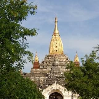 Ananda Temple, myanmar , bagan