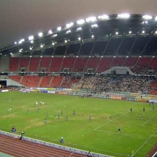 Rajamangala Stadium, thailand , bangkok