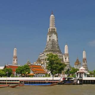 Wat Arun, thailand , bangkok